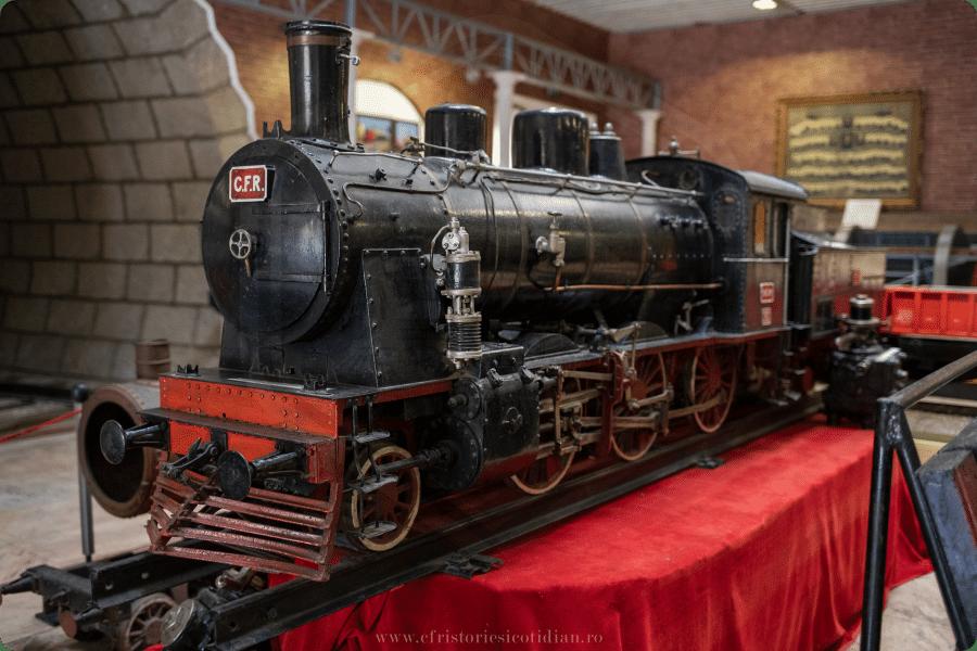 Muzeul CFR din București