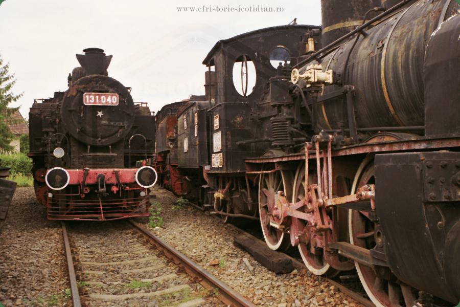 Muzeele feroviare ale României :arrow: Muzeul Locomotivelor cu Aburi din Sibiu