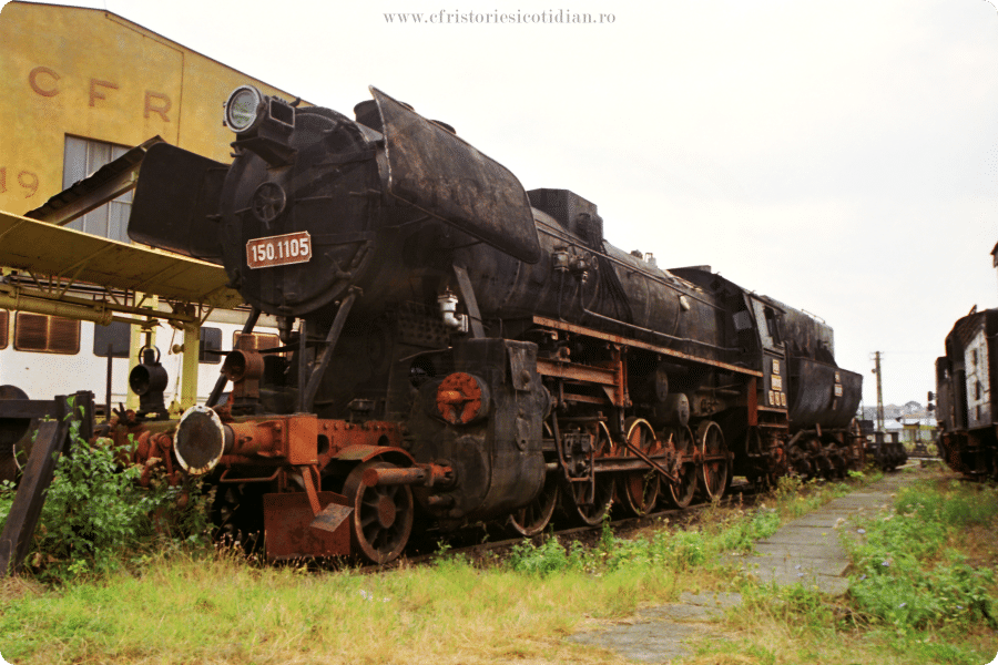 Muzeul Locomotivelor cu Aburi din Sibiu