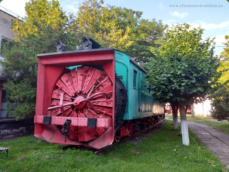 Muzeul Locomotivelor Dej
