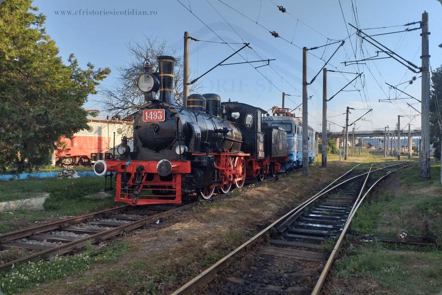 Muzeele feroviare ale României :arrow: Muzeul Locomotivelor Dej