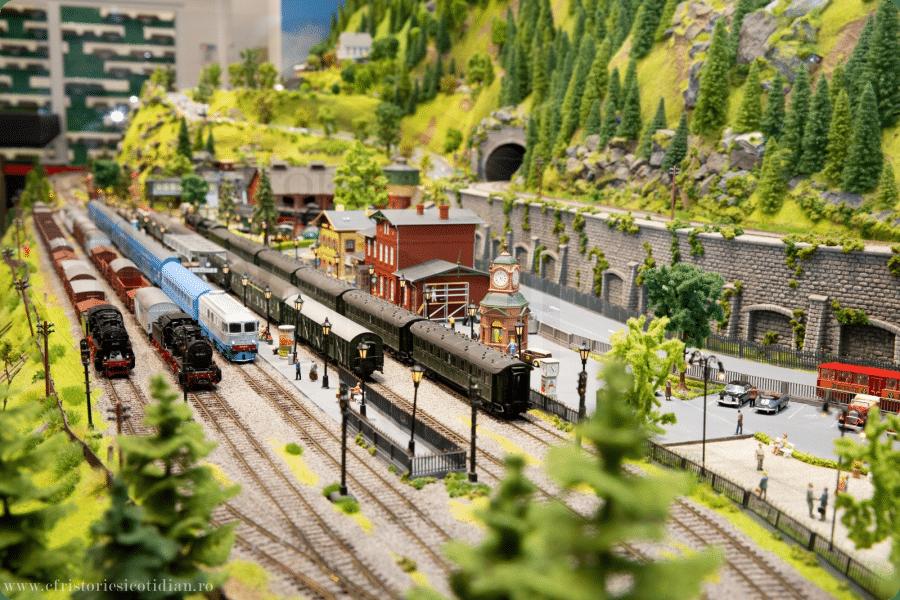 """Muzeul Trenulețelor """"Valentin Banciu"""""""