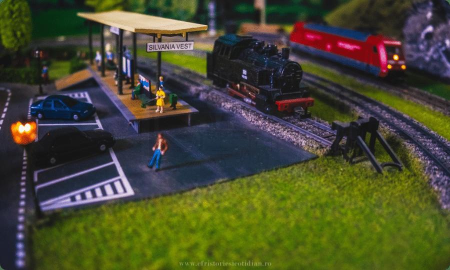 Muzeele feroviare ale României :arrow: Muzeul Trenulețelor din Sinaia