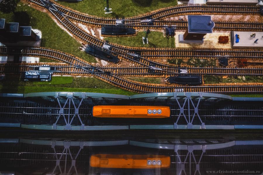 Muzeul Trenulețelor din Sinaia