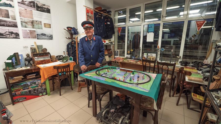 Muzeele feroviare ale României :arrow: Muzeul Feroviar Bistrița