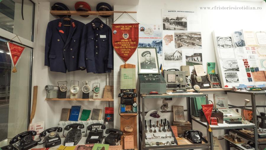 Muzeul Feroviar Bistrița