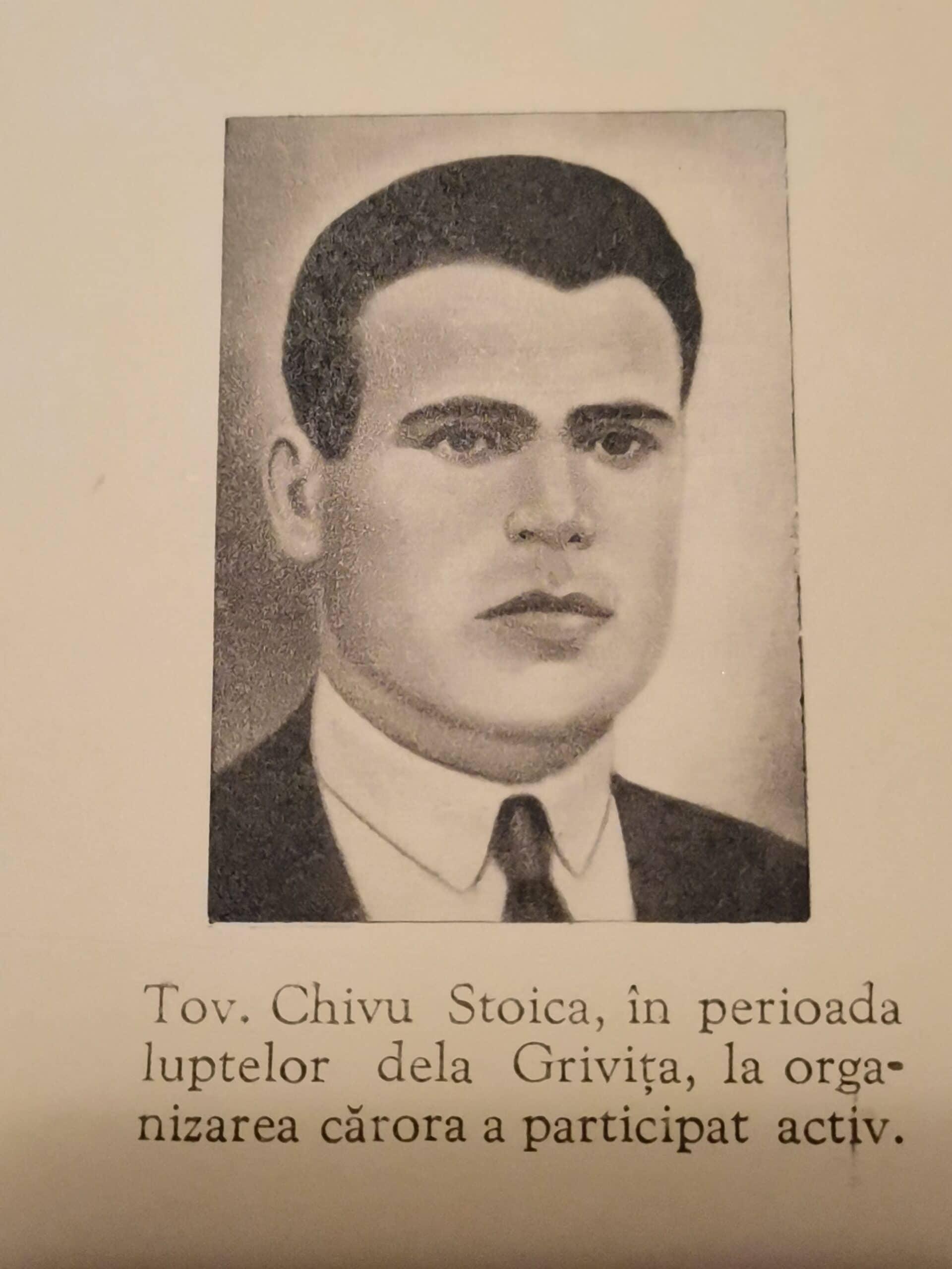 Chivu Stoica, DG al CFR la 7.03.1948